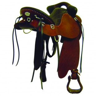 Trail Saddles by Steele