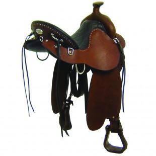 Trail Saddles by Steele
