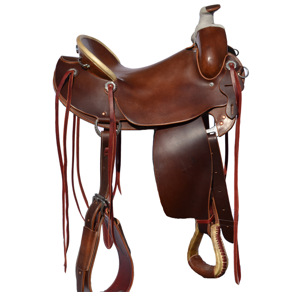 Ranch Western Trail Saddle | Trail Saddles by Steele Saddle
