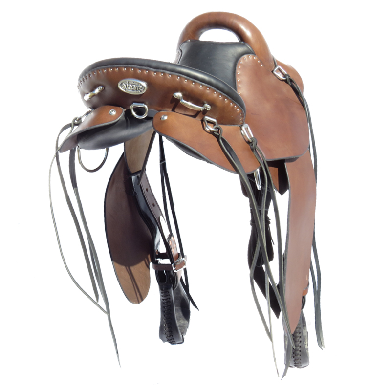 Steele Mountaineer Trail Saddle | Trail Saddles by Steele