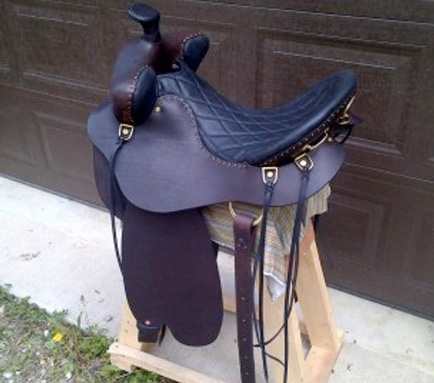 I absolutely love my Steele saddle!