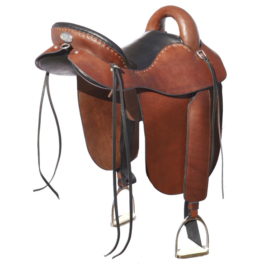 Endurance English Trail Saddle | Trail Saddles by Steele Saddle