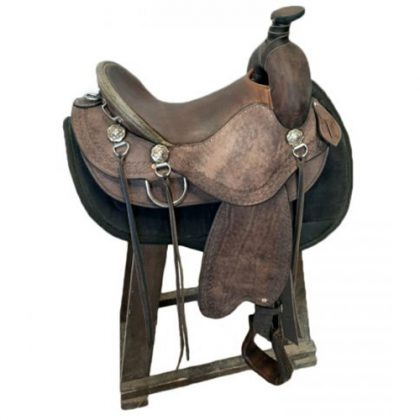 Steele Hybrid Ranch Saddle
